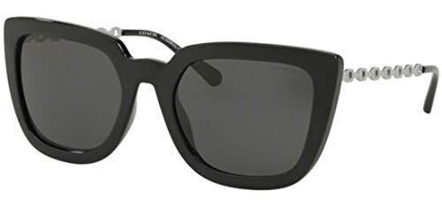 Sonnenbrillen Coach HC 8258U BLACK/GREY Damenbrillen