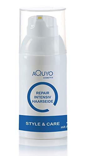 Haaröl für trockene Haare mit Arganöl, Haarserum für strapaziertes & geschädigtes Haar | Haarpflege gegen Frizz und Spliss | Repair...