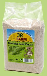 JR Farm Chinchilla-Sand Spezial 4kg
