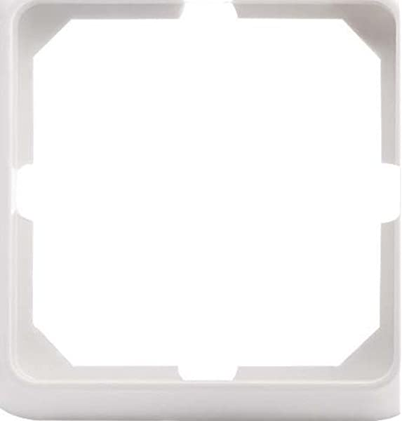 Elso Rahmen 2-fach edelstahleffekt ELG2642011