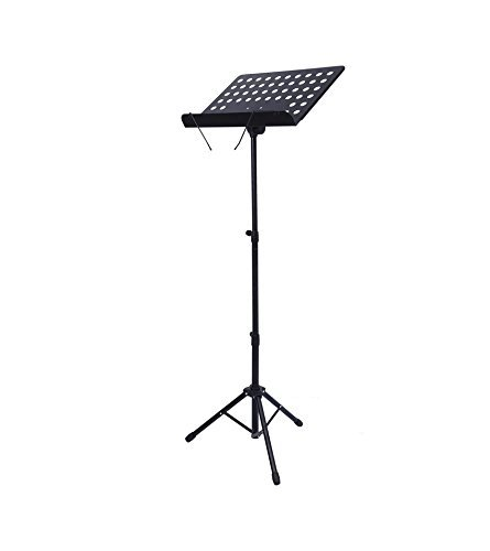 Mustang Orchestral Music Stand - Black