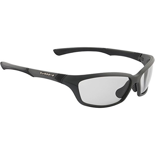 Swiss Eye Drift Sportbrille Anthracite matt/Black M