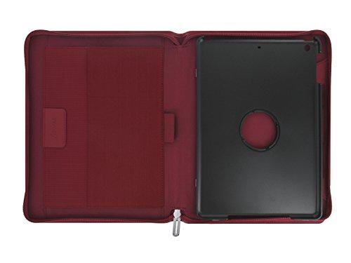 Preisvergleich Produktbild Filofax 829839 Microfiber iPad Air Hülle, rot