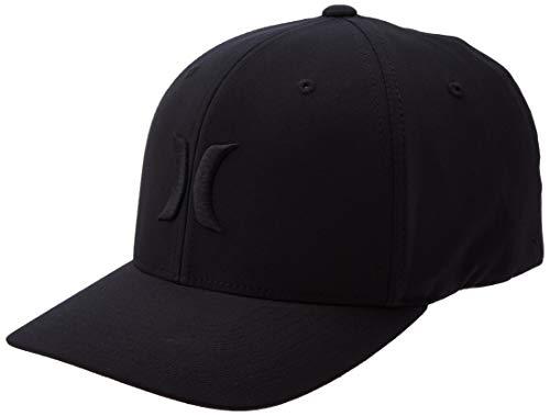 Hurley Herren M DRI-FIT ONE&ONLY 2.0 HAT Cap, Black, L/XL