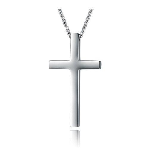 Xianli Wang Jewelry - Precioso collar titanio acero