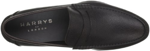 Harrys of London Basel2 Scotch Herren Slipper Dunkelbraun