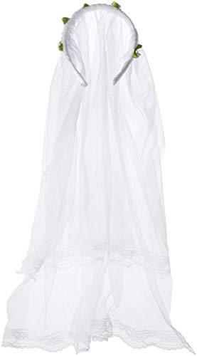 Dress Up America Kinder bezaubernd White Braut Schleier