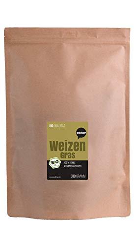 Wohltuer Bio Weizengraspulver 500g aus Bayern |...
