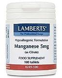 LAMBERTS - MANGANESE AMINOQUEL 100capLAMB