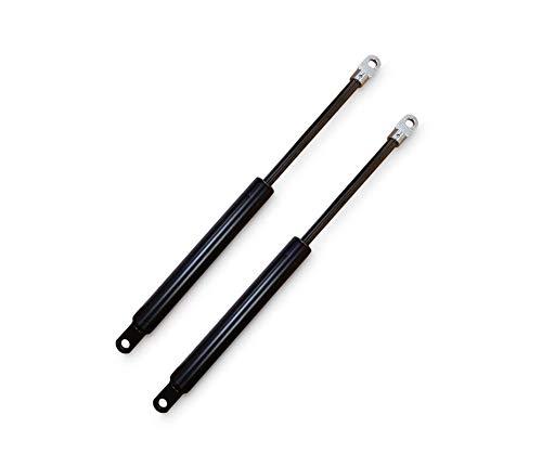 KAMA HAUS Pack de 2 Amortiguadores para Canapé Abatible | Resorte a Gas | Apertura Frontal | para canapé de 150 cm | 1150 Newton