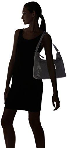 Tamaris - Lee Hobo Bag, Borse a spalla Donna Nero (Black Comb)