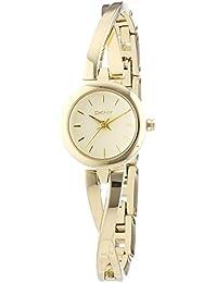 DKNY Damen-Armbanduhr XS Analog Quarz Edelstahl NY2170