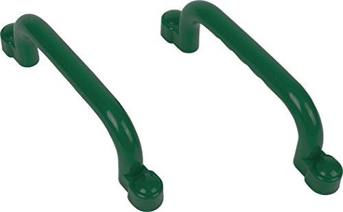 Small Foot 10883 Haltegriffe aus robustem, wetterbeständigem Material, individuell zu befestigen, leichte Eibkerbungen sind ideal für Kinderhände, geeignet für Kinder ab 3 Jahren