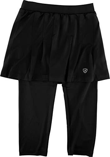 Limited Sports Damen Sports, Club Fancy Rock Mit 7/8 Tight Schwarz, Weiß, 36 Oberbekleidung