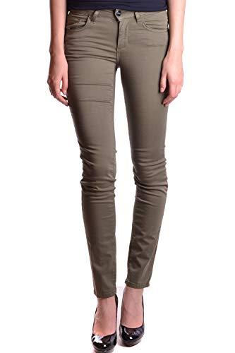 Liu Jo Pantaloni Donna Mcbi18344 Cotone Verde...