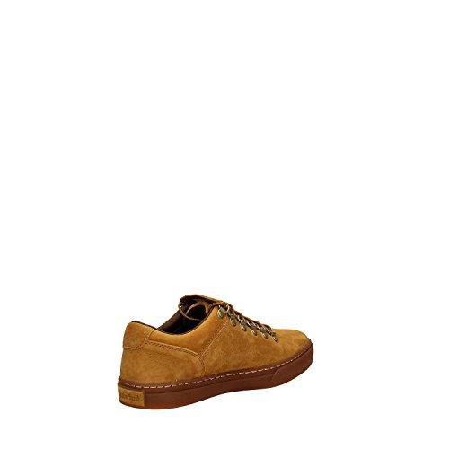 Timberland Mens Adventure 2.0 Cupsole Alpine Nubuck Shoes Marron