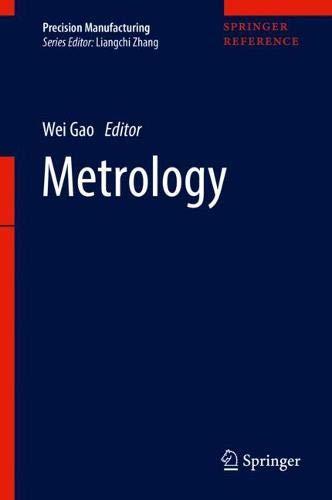 Metrology (Precision Manufacturing)