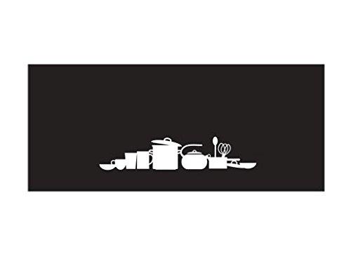 Apalis Rollo Keine. UL936Geschirr I Selbstklebende Sichtschutzfolie 5Farben Fenster Film Folie Glas dúcor Blickdicht Badezimmer Glas Film Farbe: erfrischendes Minz, Maße: 80cm x 187cm