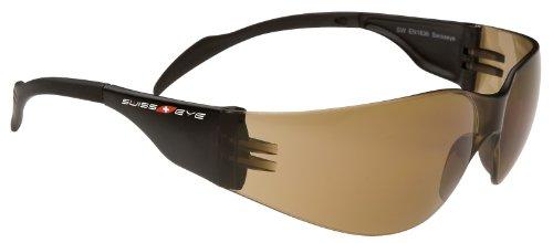 Swiss Eye Sportbrille Outbreak, Black/Brown, One Size, 14009