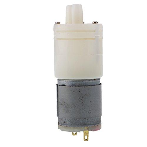 Sharplace DC 4-6V Mini Luftpumpenmotor Luftpumpen fuer Aquarium Tank Sauerstoff zirkulieren