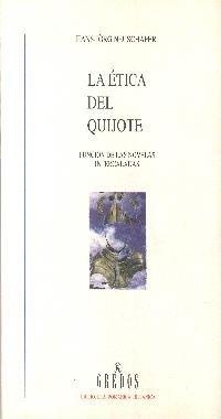 Etica quijote: Función de las novelas intercaladas (VARIOS GREDOS) por Hans -. Jorg Neuschafer