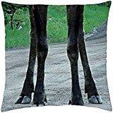 She's Got LEGS!!!!! - Throw Pillow Cover Case (18