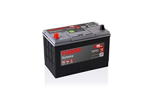 Tudor, batteria Technica Tudor, TB955, 12 V, 95 Ah, 720 A