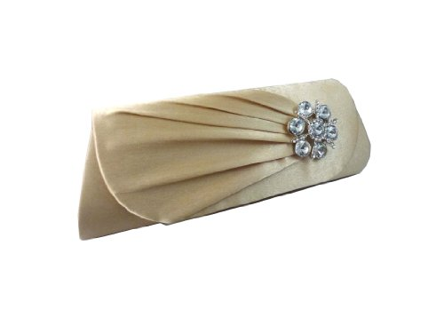 Bagaliciouss , Damen Clutch Gold