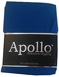 Seamless-Capri-Leggings ohne auftragende Nähte in Top Farben