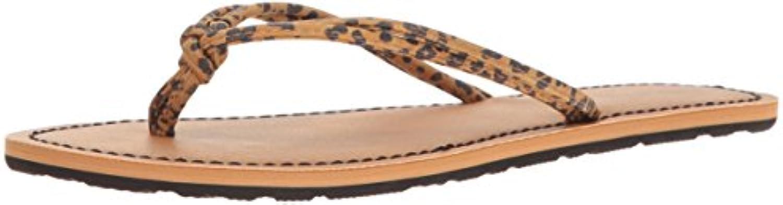 Sandalo Donna Volcom Forever 3 Cheetah (Eu 39     Us 8 , Marronee) | Qualità Superiore  | Scolaro/Ragazze Scarpa  8c6612