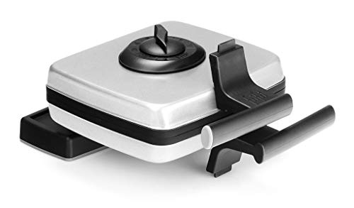 Frifri WA102A (4x7) 2waffle 1200W Nero, Acciaio inossidabile piastra per waffle