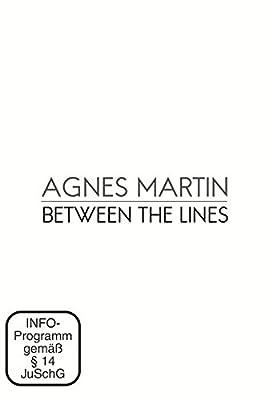 Agnes Martin: Between the Lines: Originalfassung mit deutschen Untertiteln