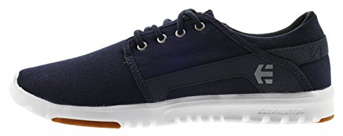 Chaussures De Scout Etnies Homme Bleu Extérieurs Navygum Sports 5qF7Rwz74
