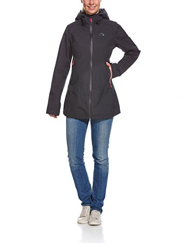 Tatonka Damen Mantel Firrel Womens Coat Black