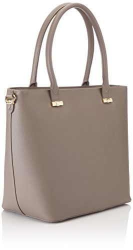 Tracolla Trussardi Jeans Donna Levanto, 41x29x20 Cm Beige (taupe)