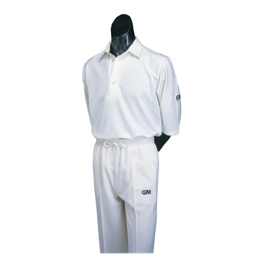 Gunn & Moore, Pantaloni da Cricket, Bianco   (Light