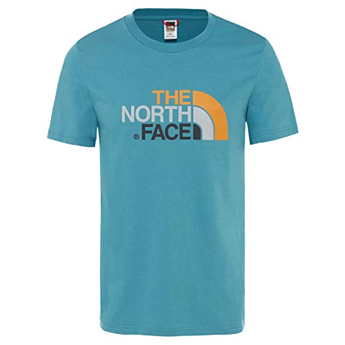 THE NORTH FACE Herren Easy T-Shirt Storm Blue S