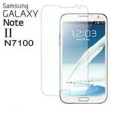 Samsung N7100 MATTE Screen Guard / Protector