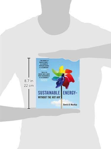 Sustainable Energy - Without the Hot Air 1