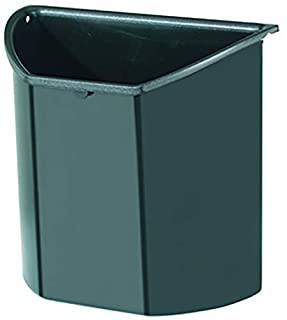 Exacompta Modern'line - Compartimiento semi-circular para papelera, 2.5 l, color gris (B003RTG5DW) | Amazon Products