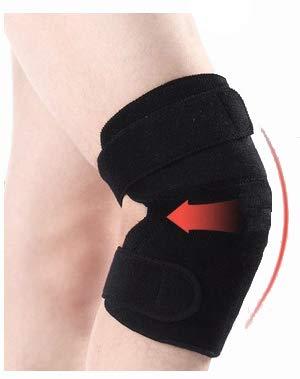 Hoffmanns Kniebandage 1 Paar mit je 5 Heilmagneten und Turmalinwärmeschicht