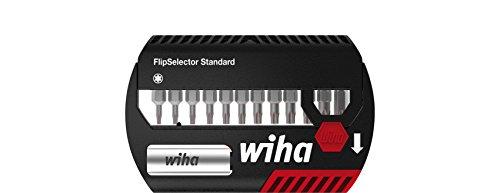 Wiha Bit Set FlipSelector Standard 25 mm TORX® 13-tlg. 1/4