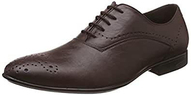 Alberto Torresi Men's Brown Formal Shoes - 10 UK/India (44 EU) (86111)