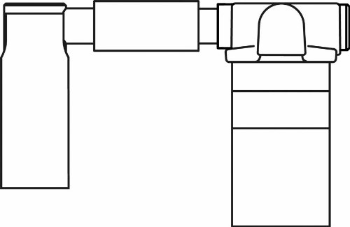 Ideal Standard A4265Nu, Corpo Incasso per Miscelatore Lavello, Montaggio a