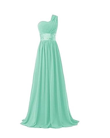 Hqclothingbox Damen Maxikleid Kleid mehrfarbig mehrfarbig