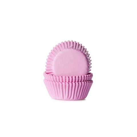 60 Muffinförmchen, rosa