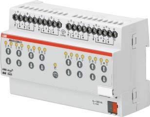 WindowMaster Shutter-Modul - ABB WEA 250 0802 JRA/S 8.230.5.1 Erweiterungsmodul für Gefahrenmeldesysteme 5706654004153 Shutter-modul