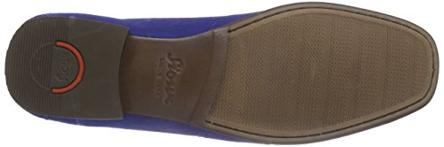 Sioux  Campina, Mocassins (loafers) femme Bleu - Bleu électrique
