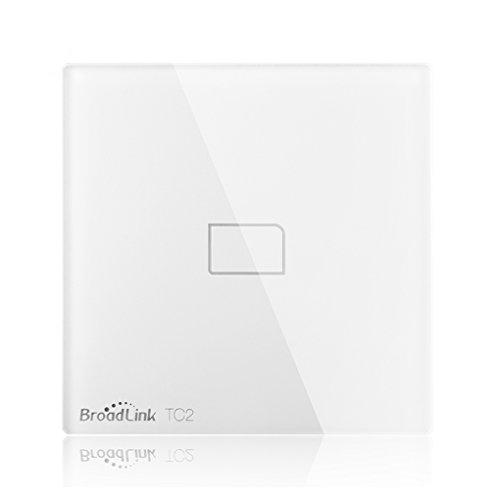 Morza Broadlink TC2-1 EU-Standard 1fach Smart Wand Lichtschalter