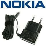 Original Nokia Ladegerät/Ladekabeletzteil AC-5E für Classic/ Express Musik/ Navigator/ Supernova/ Sirocco/ Music edition/ E- Communicator/ Internet Tablet N70/ Internet Edition Nokia
